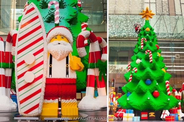 рождественская елка LEGO Christmas Tree