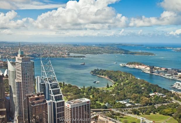 Башня в Сиднее