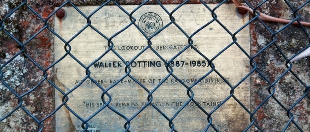Уолтер Боттинг и его вклад в развитие национального парка Голубые горы