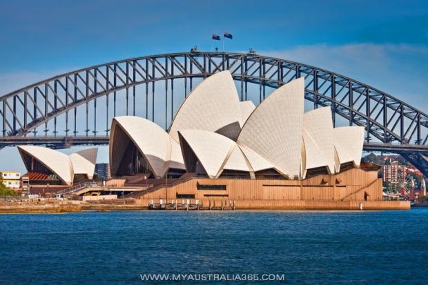 Опера Хаус в Сиднее