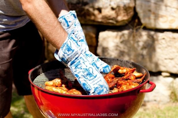 австралийское барбекю на день австралии