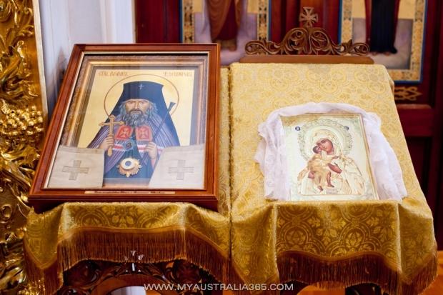 Церковь Cвятого равноапостольного князя Владимира