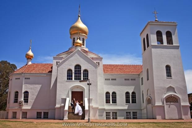 Православные храмы и приходы Сиднея