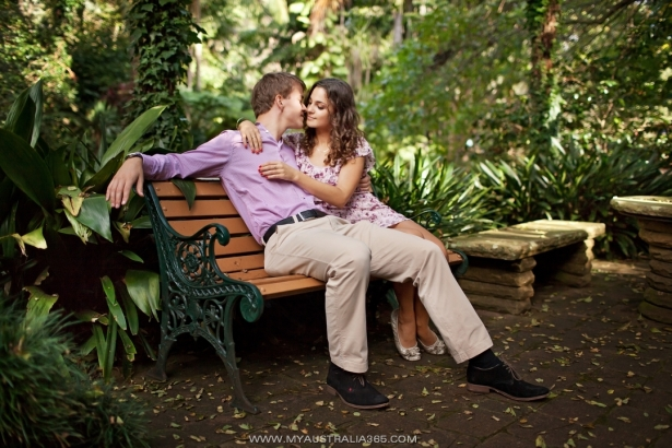 Фотосессии истории любви в Сиднее