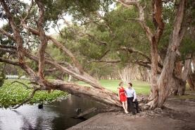 Фотосессия в Сиднее в Столетнем парке