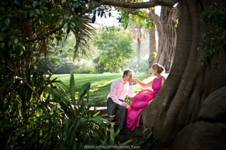 фотосъемка медового месяца в Сиднее