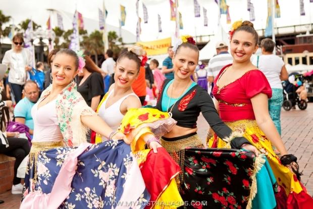 фестиваль славянской культуры Масленница в Сиднее