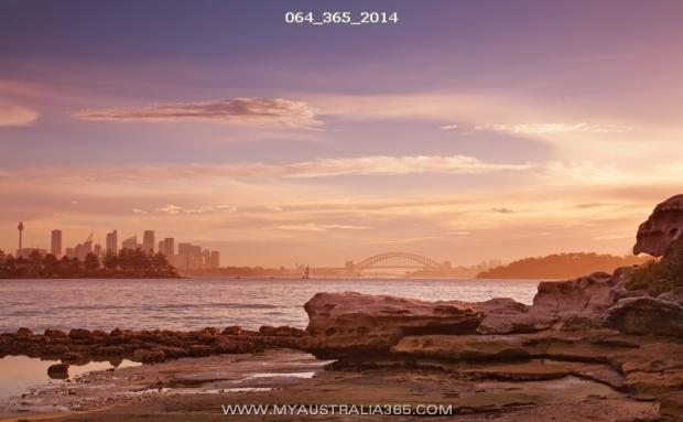64/365/2014 | Пеший маршрут в Сиднее  The Hermitage Foreshore Walk