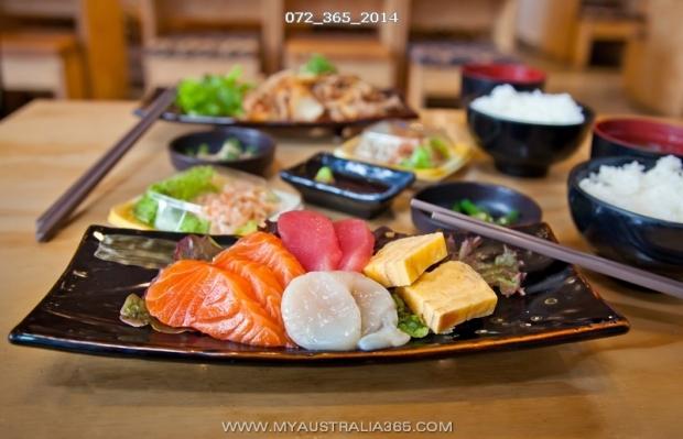 японский ресторан в Сиднее