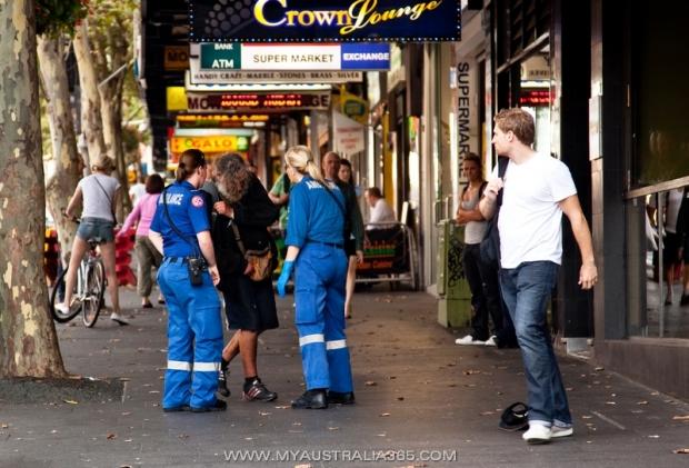 преступность в Австралии