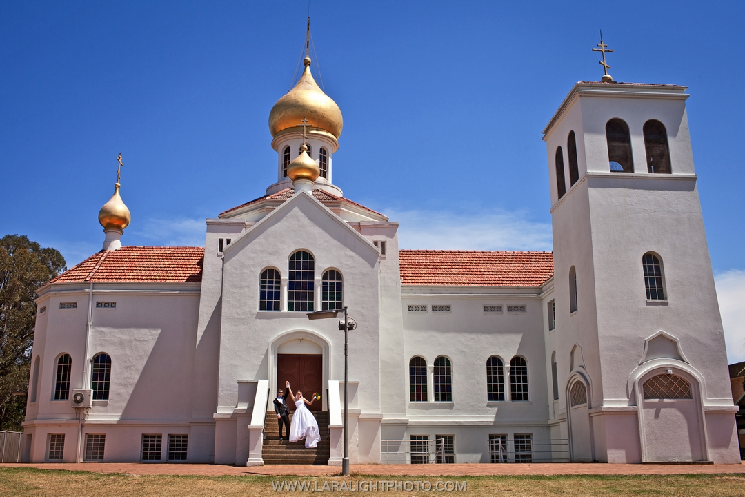 Православные храмы в ньюкасл австралия