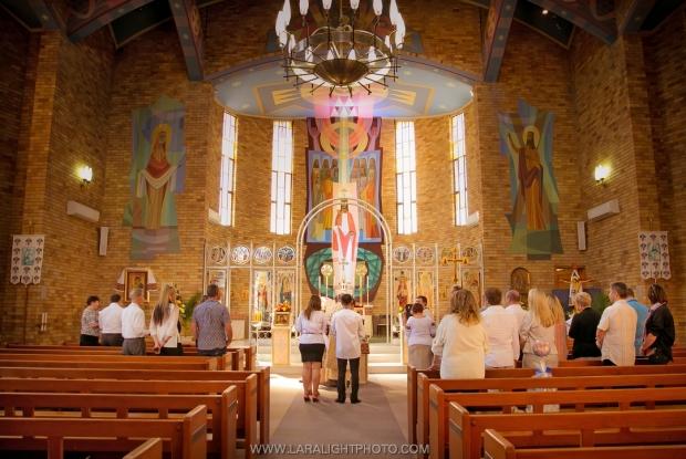 Украинская католическая церковь St. Andrew's War Memorial Church в Lidcombe