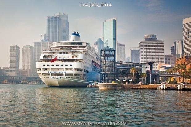 Сидней - город-порт