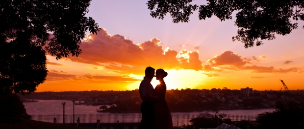 предсвадебная фотосессия в Сиднее