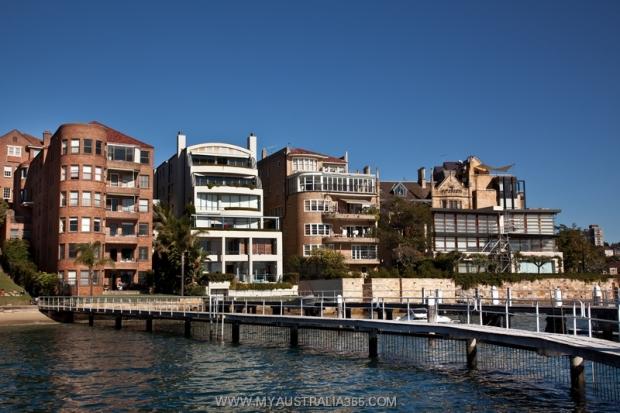 недвижимость у океана в Сиднее