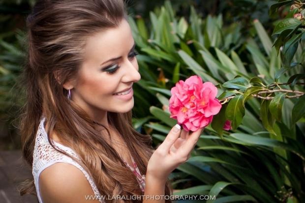 сезон цветения камелий в Сиднее