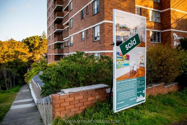 аукционы недвижимости в Австралии