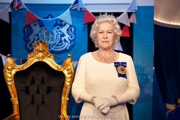 Официальный День рождения королевы The Queen's Birthday