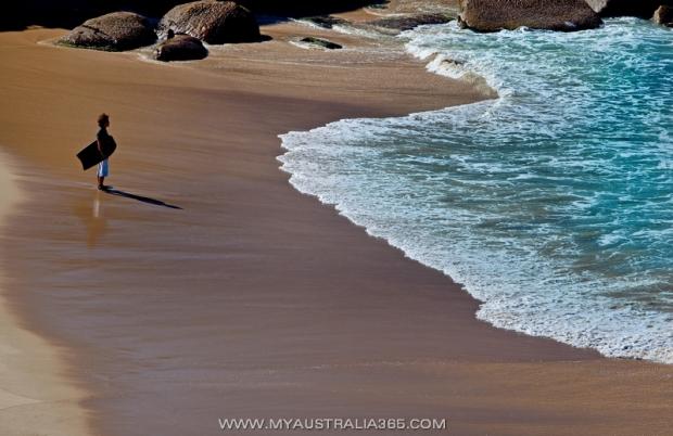 Тамарама Бич Tamarama Beach