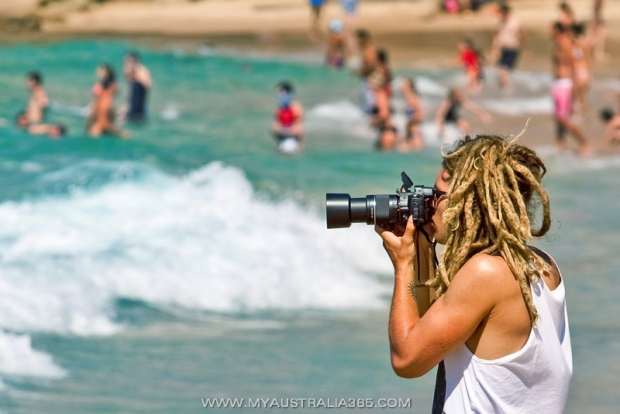 Фотограф в Австралии