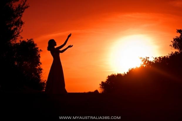 Австралийское солнце