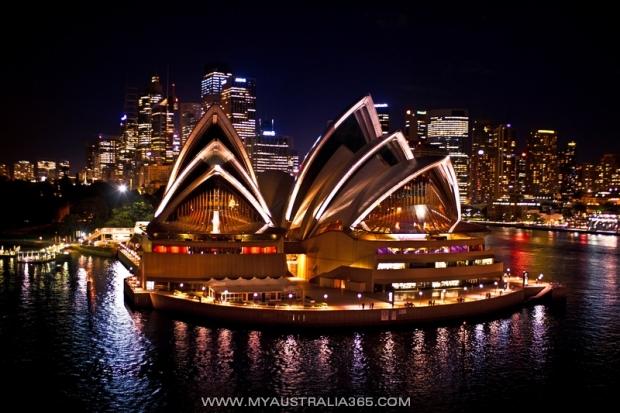 Мультикультурное австралийское общество