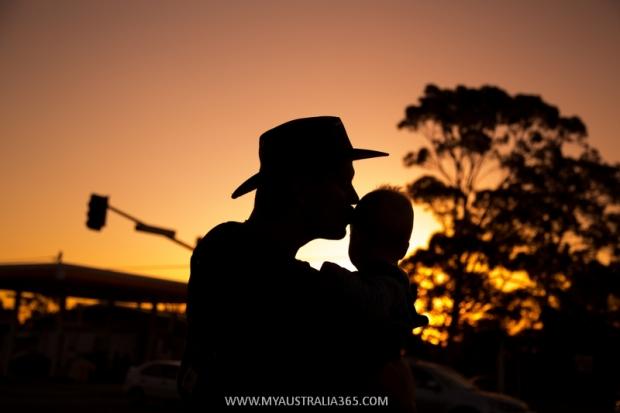 День Отца в Австралии или какие они австралийские папы
