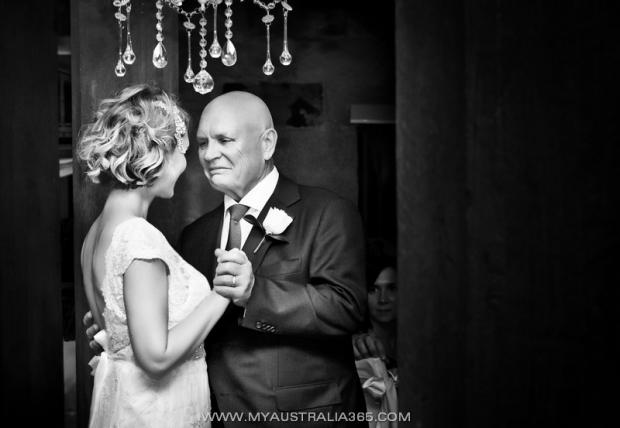 Мифы об австралийских свадьбах