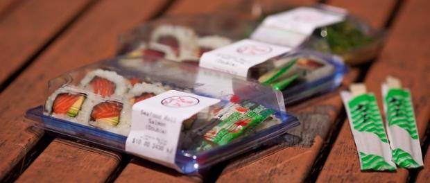 Еда на вынос Take Away в Австралии
