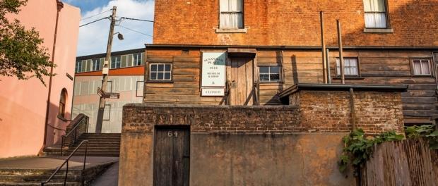 Исторический дом-музей Susannah place Museum в районе Зе Рокс The Rocks в Сиднее