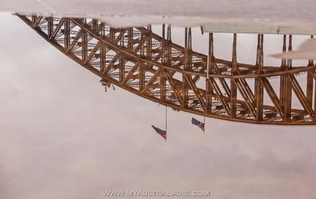 Мост Харбор Бридж