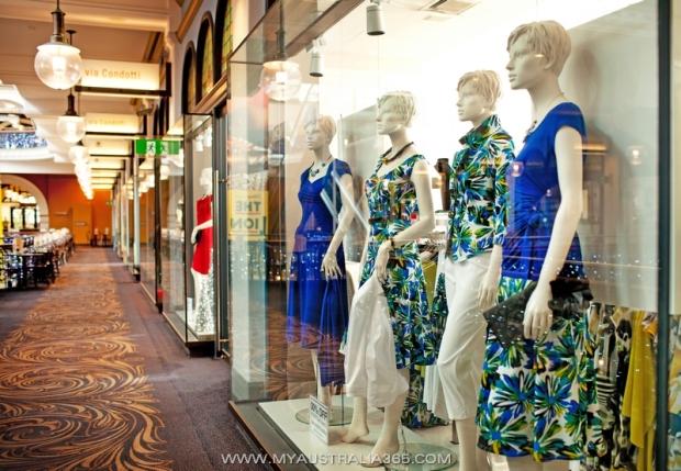 Австралийский шоппинг