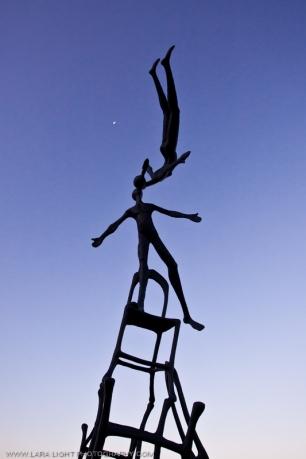 Австралийский фестиваль скульптур в Сиднее на Бондае