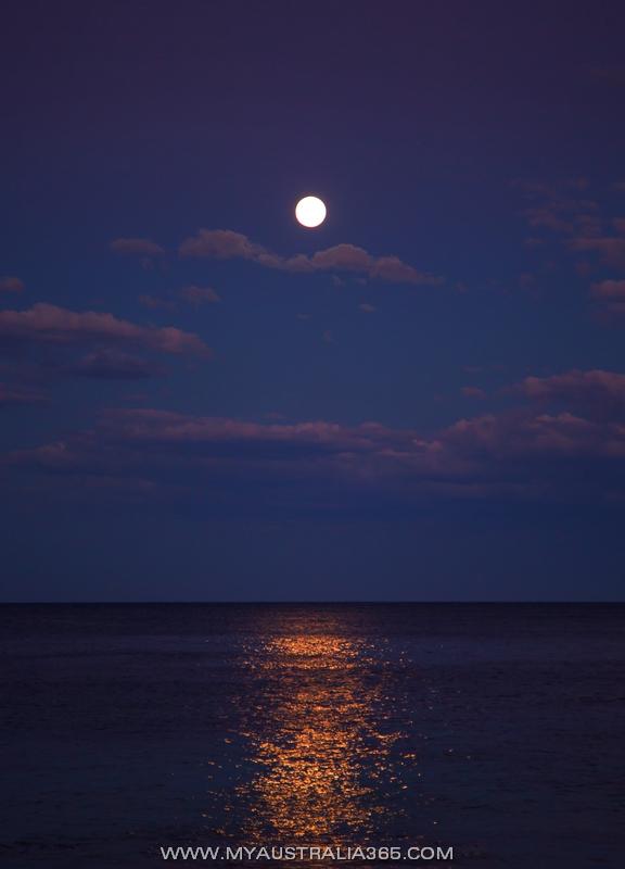 Лунная дорожка в Кроналле