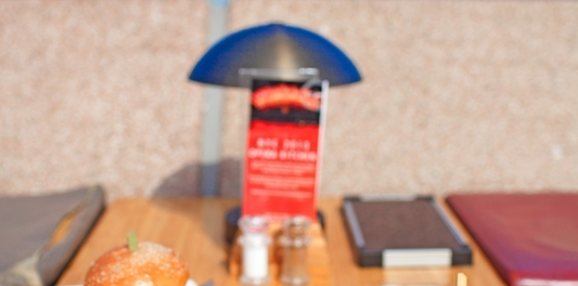 Австралийский завтрак с видом на сиднейскую бухту