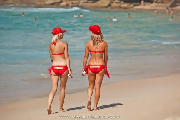 Первый день лета в Австралии