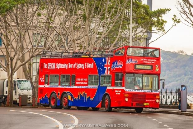Экскурсии по Сиднею на автобусах от Sydney Explorer