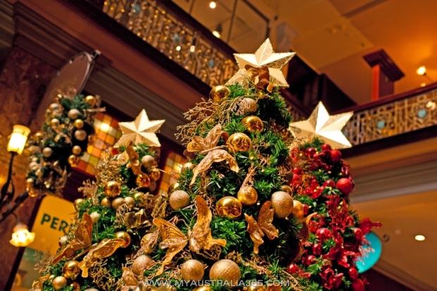 Австралийский вариант известной рождественской песенки Jingle Bells