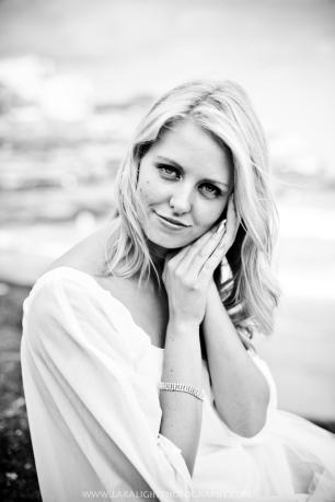 русский фотограф в Сиднее портрет на Бондае