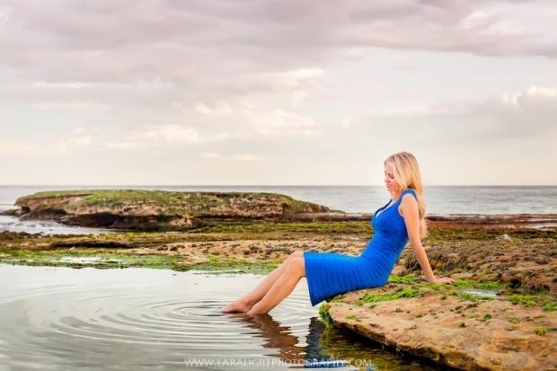 Фотосессия на пляже и на скалах в Сиднее русский фотограф на Бондае