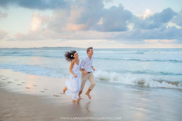 фотосессия на пляже в Сиднее